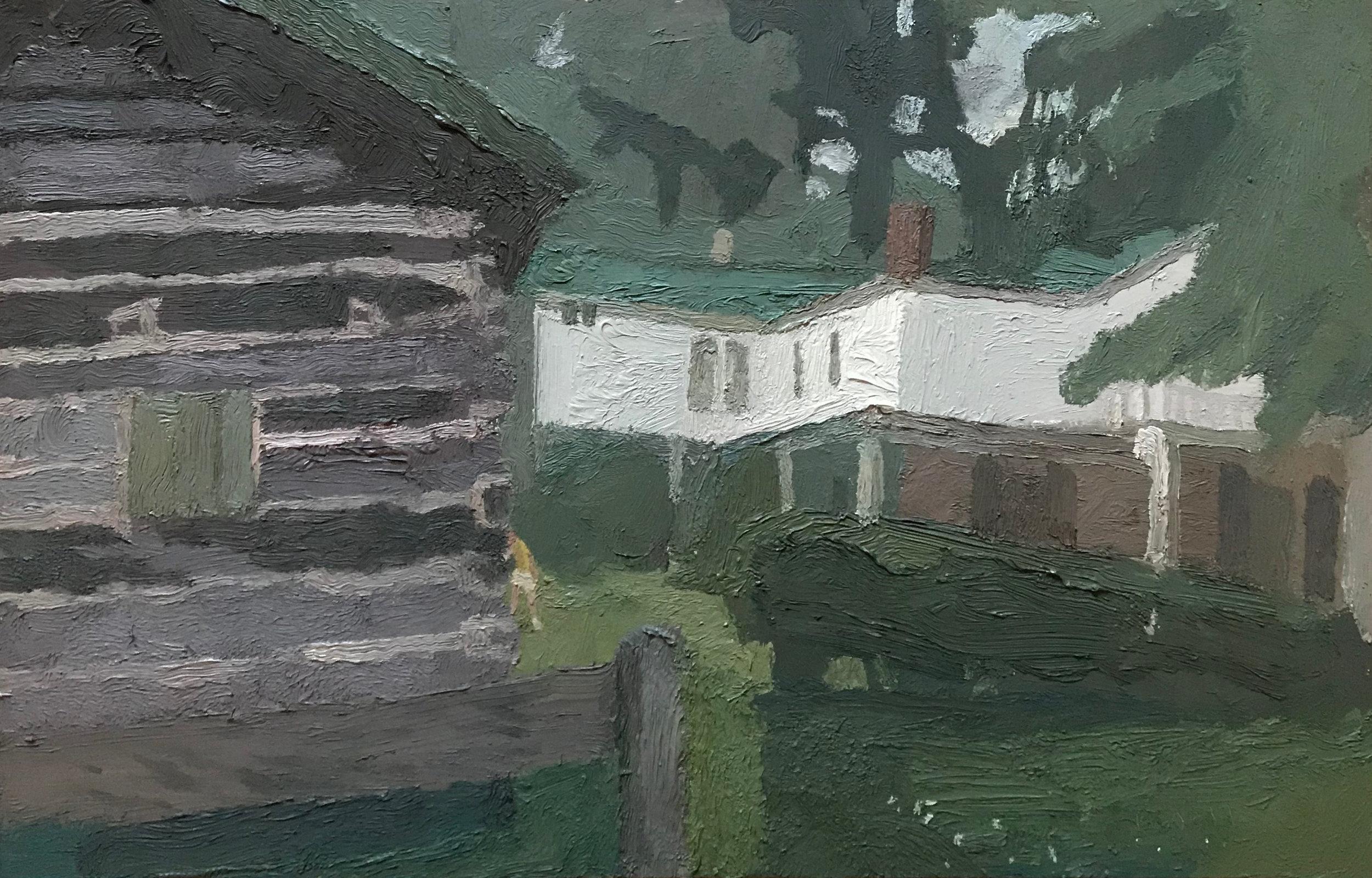 Faulkner's House, Rowan Oak