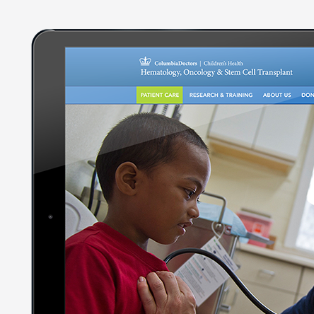 COLUMBIA UNIVERSITY MEDICAL CENTER     Website