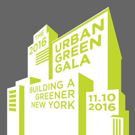 URBAN GREEN COUNCIL      2016 Fundraising Gala Materials