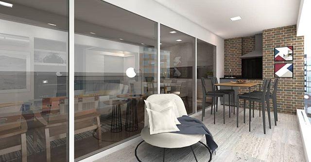 Projeto de decoração para um apartamento em Perdizes. Tons de cinza e novos revestimentos dão toque mais masculino ao espaço sem grandes intervenções.