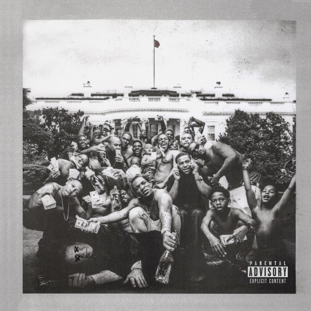 Too Political a Butterfly - a visual analysis of the cover art to Kendrick Lamar's album To Pimp a Butterfly. Covering political topics and touching on the simple idea of a vacation photo.