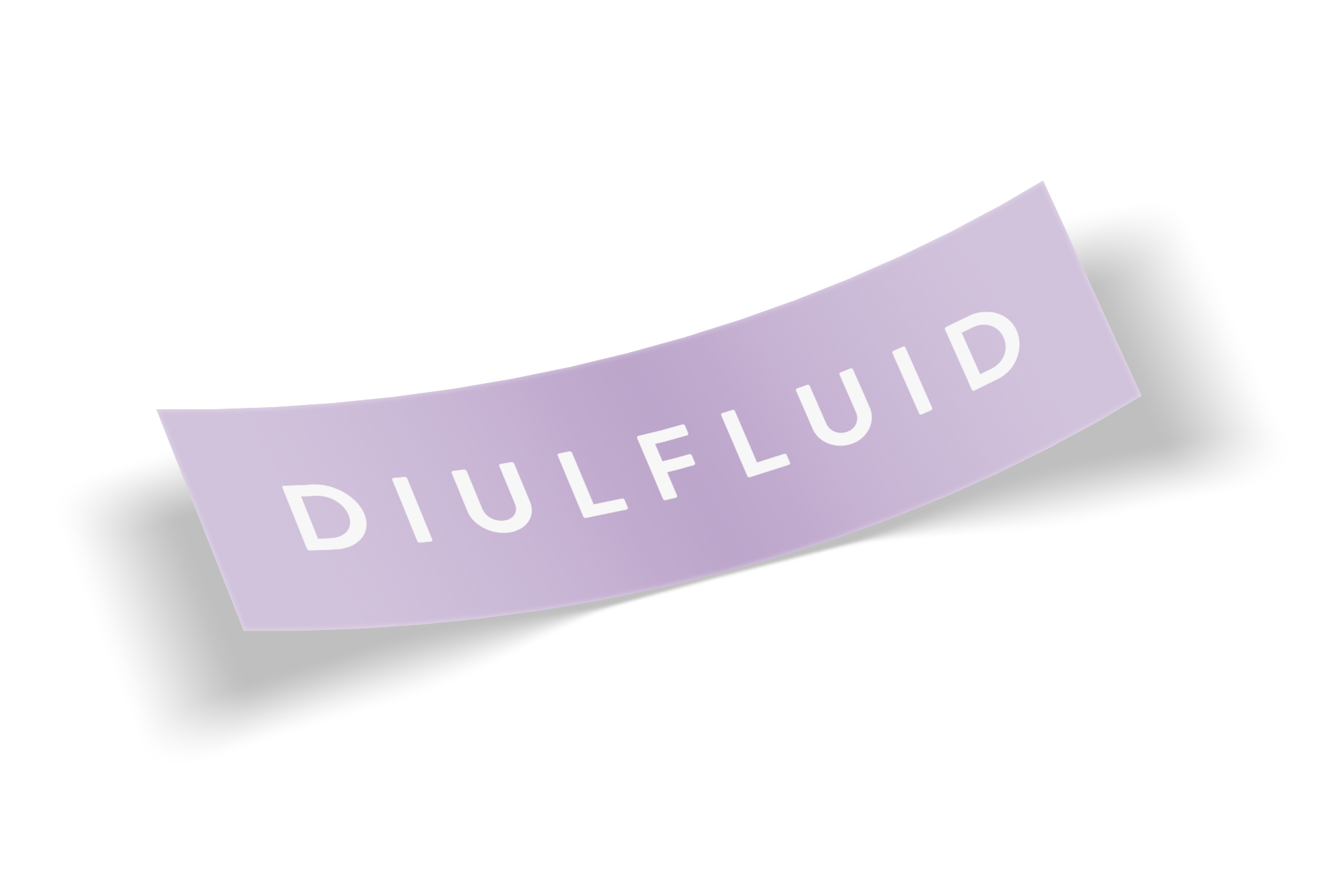 diulfluid sticker - sold out