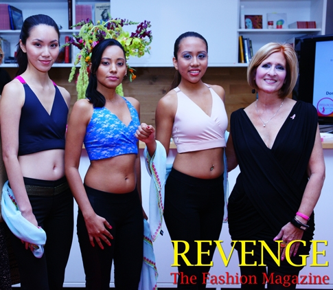 A special thanks to videographer and photographer Revenge Magazine