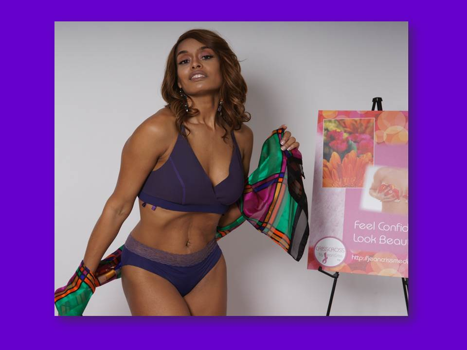 CRISSCROSS - ultra-contemporary designs that transform Survivors life Day 1 from OR room thru recovery!