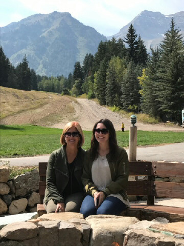 At Sundance Mountain Resort, Sundance, Utah (9/16/17)