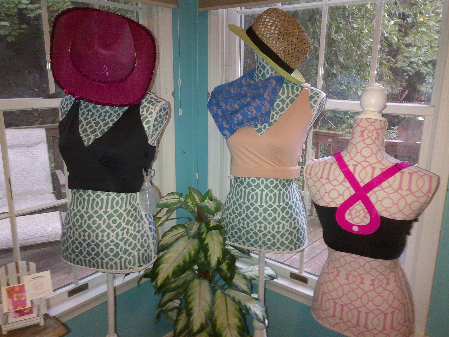 2013 Crisscross prototypes - The Nina Bras