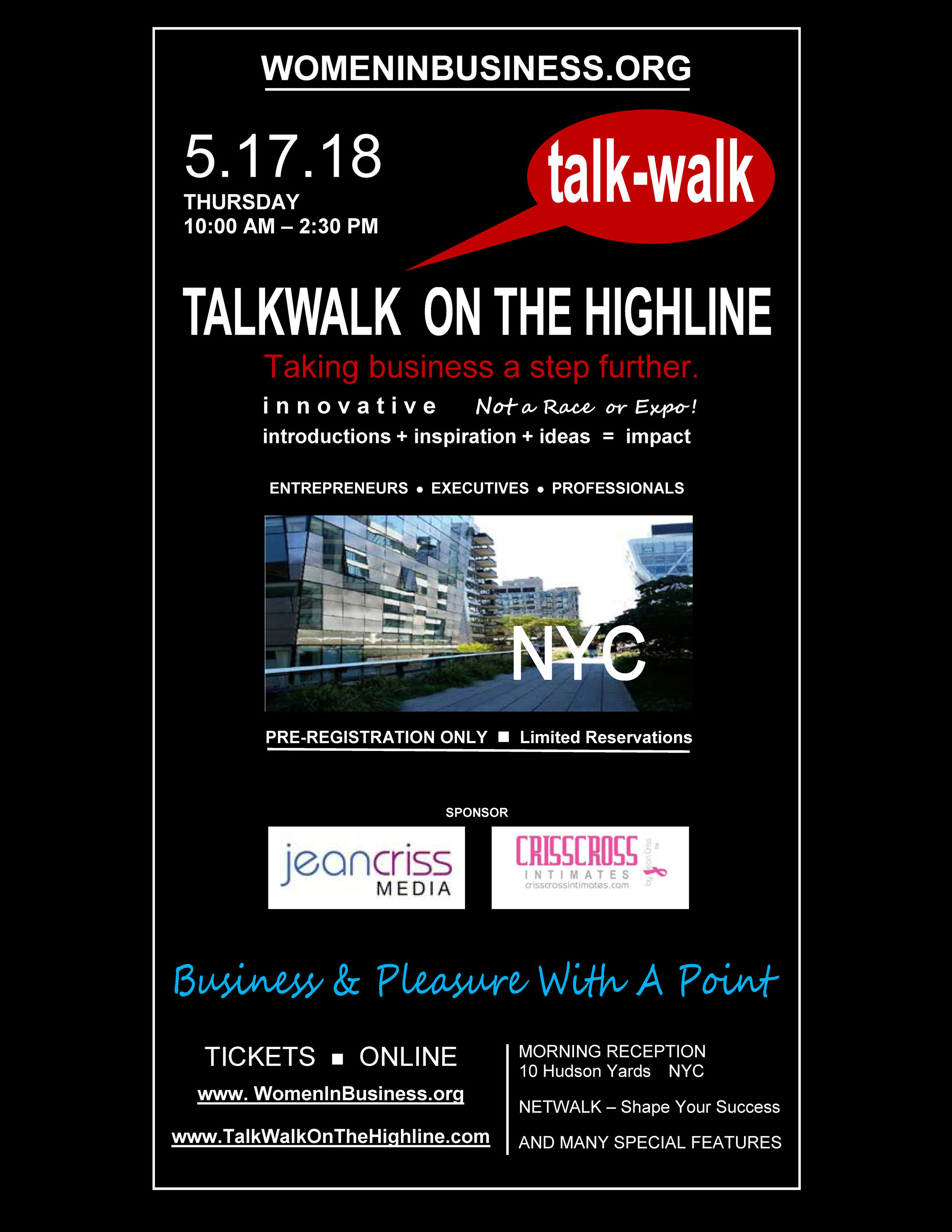 crisscross - TALKWALK ON THE HIGHLINE WomenInBusiness.Org.jpg