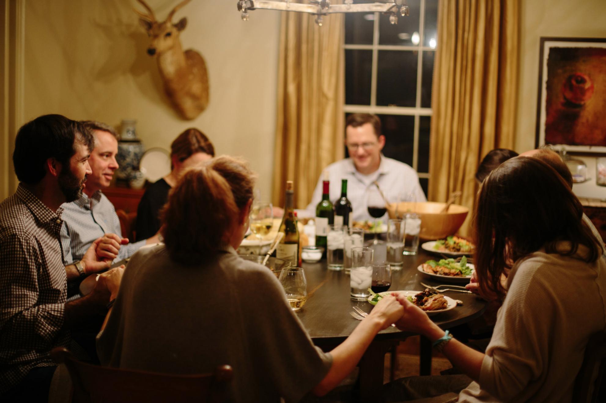 The Frey Family -