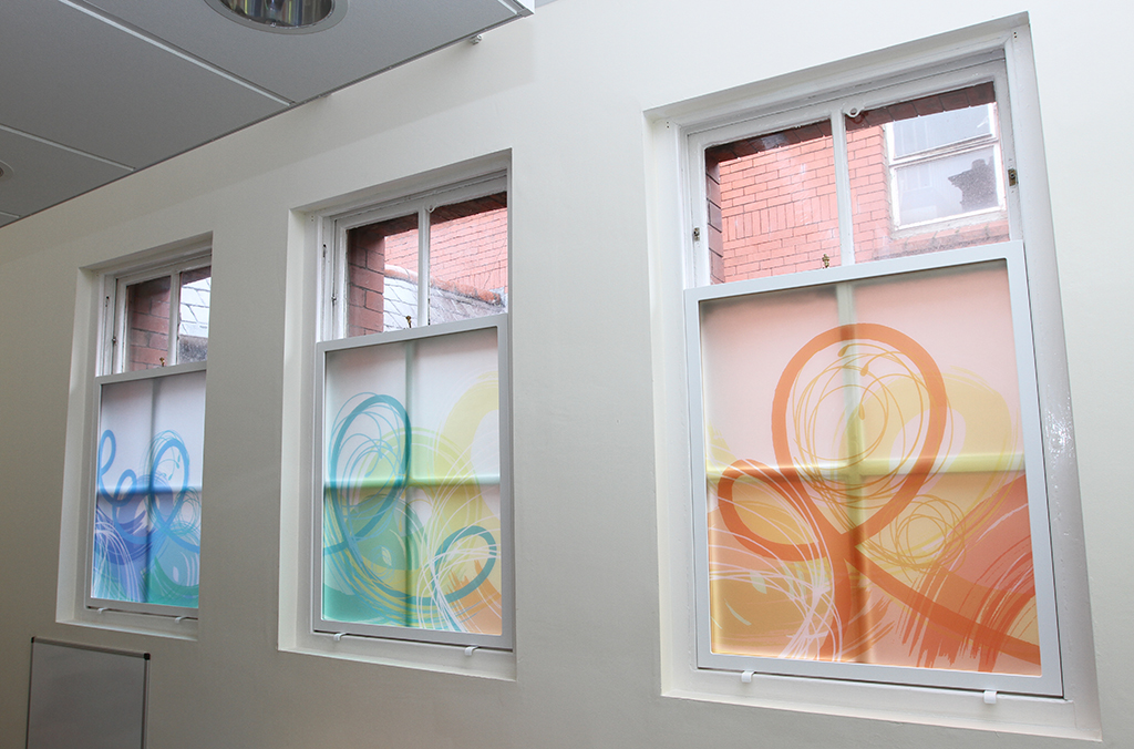 Phase Two - Children's Play Therapy Room Windows