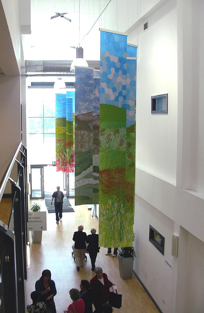 Entrance atrium