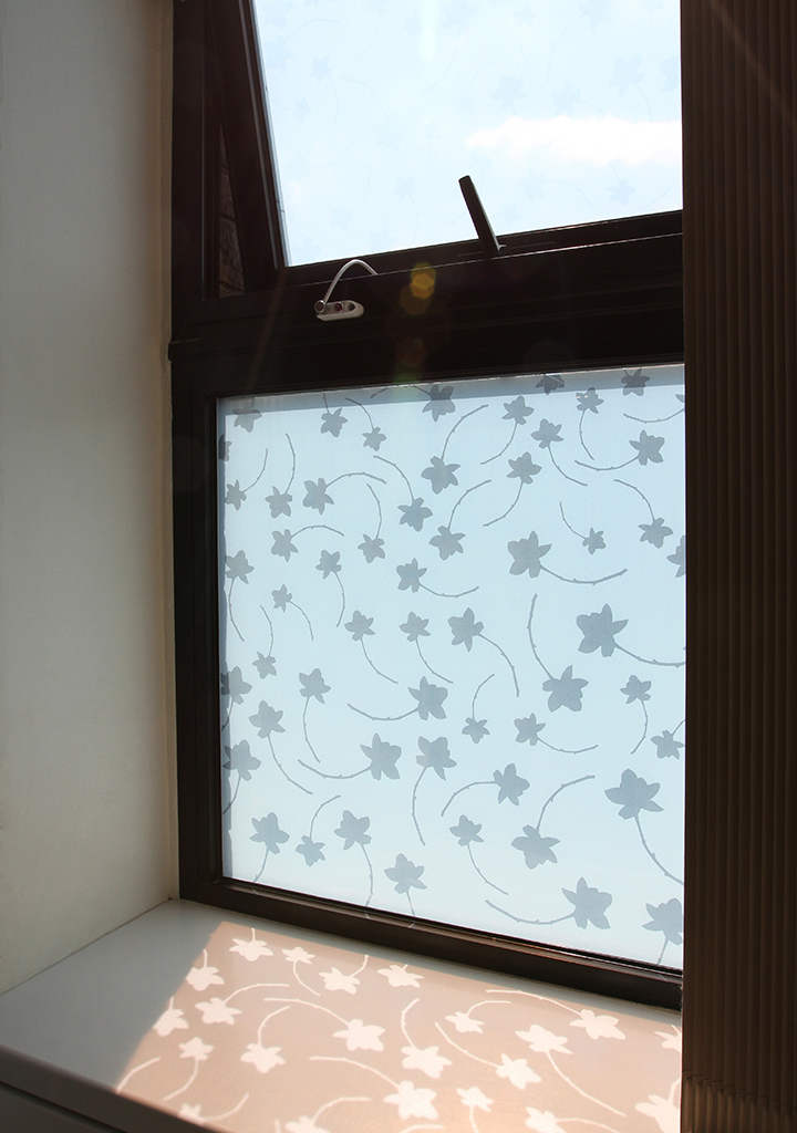 Hub Window Artwork
