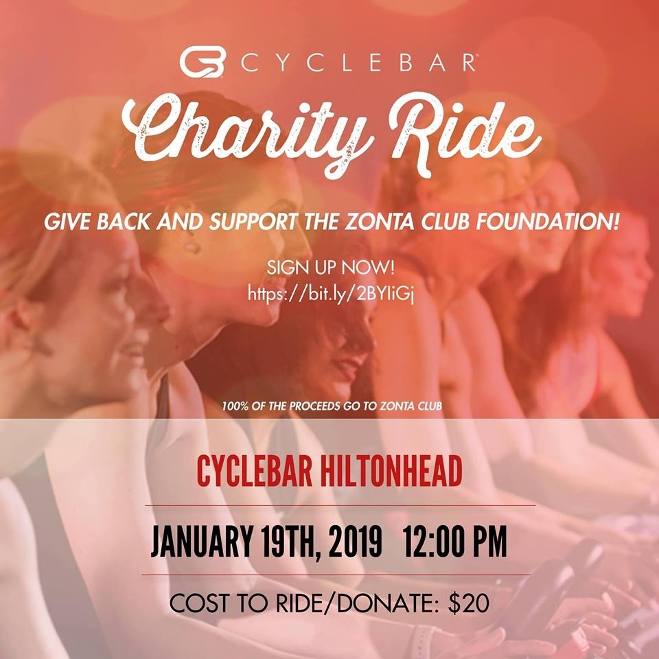 Ride for a Cause with Zonta!