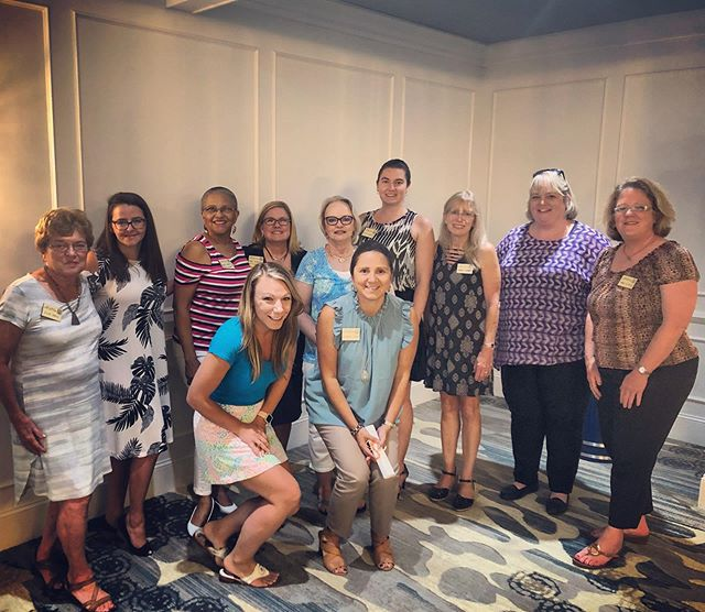 Introducing our 2019-2020 Officers and Directors! . . . #zonta #zontainternational #zontahhi #zontahiltonhead