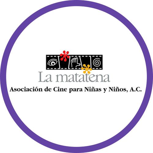Orgullosos de ayudar a la Matatena a fortalecer cada año su festival de cine para niños y niñas