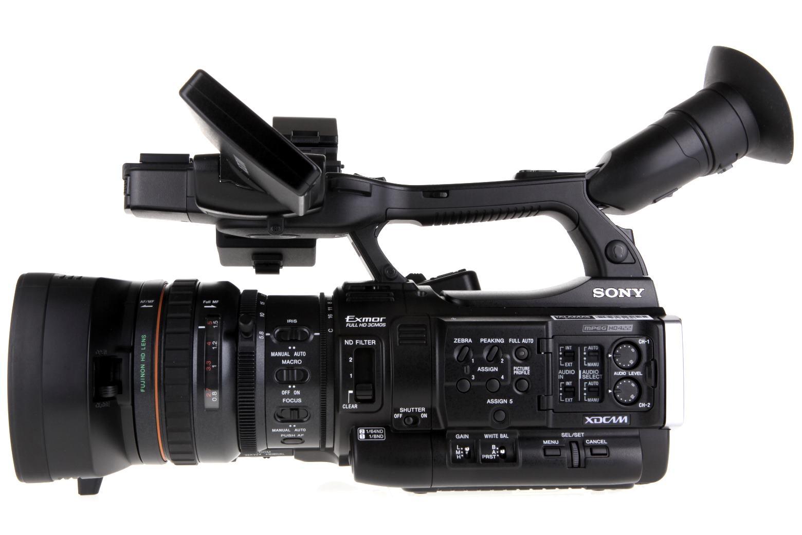 PMW-200 XDCAM Sony - HD 422