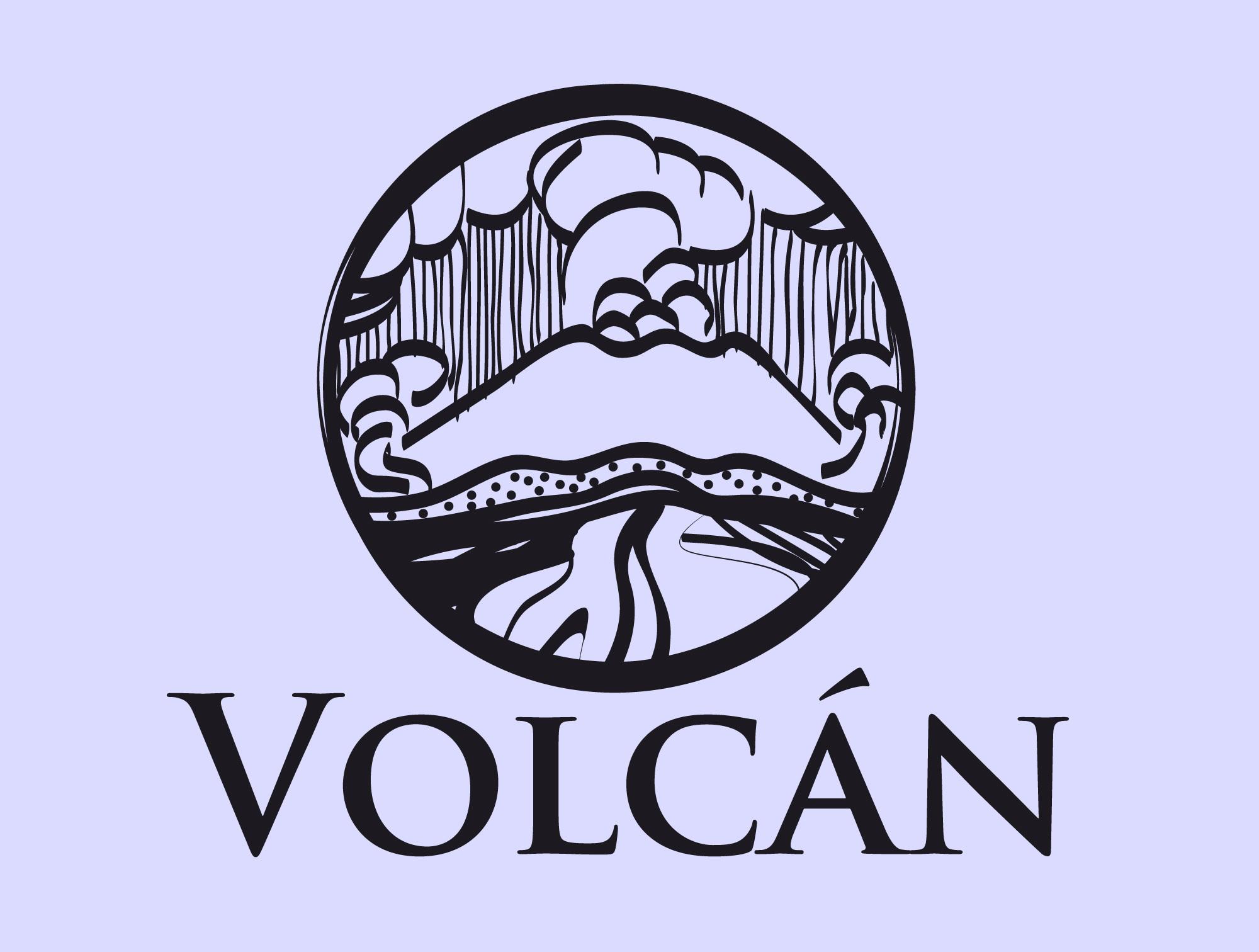 Si quieres saber lo que hacemos en Volcán.  Producimos, creamos…  Da clic en el logo.
