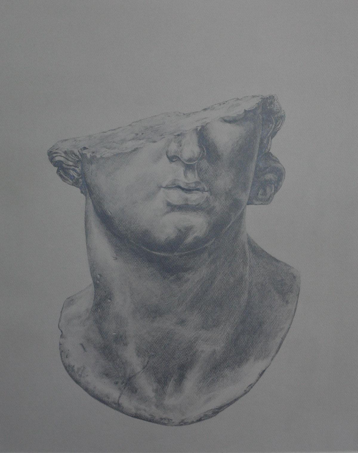 Mind and Specimen (Study no. 4)