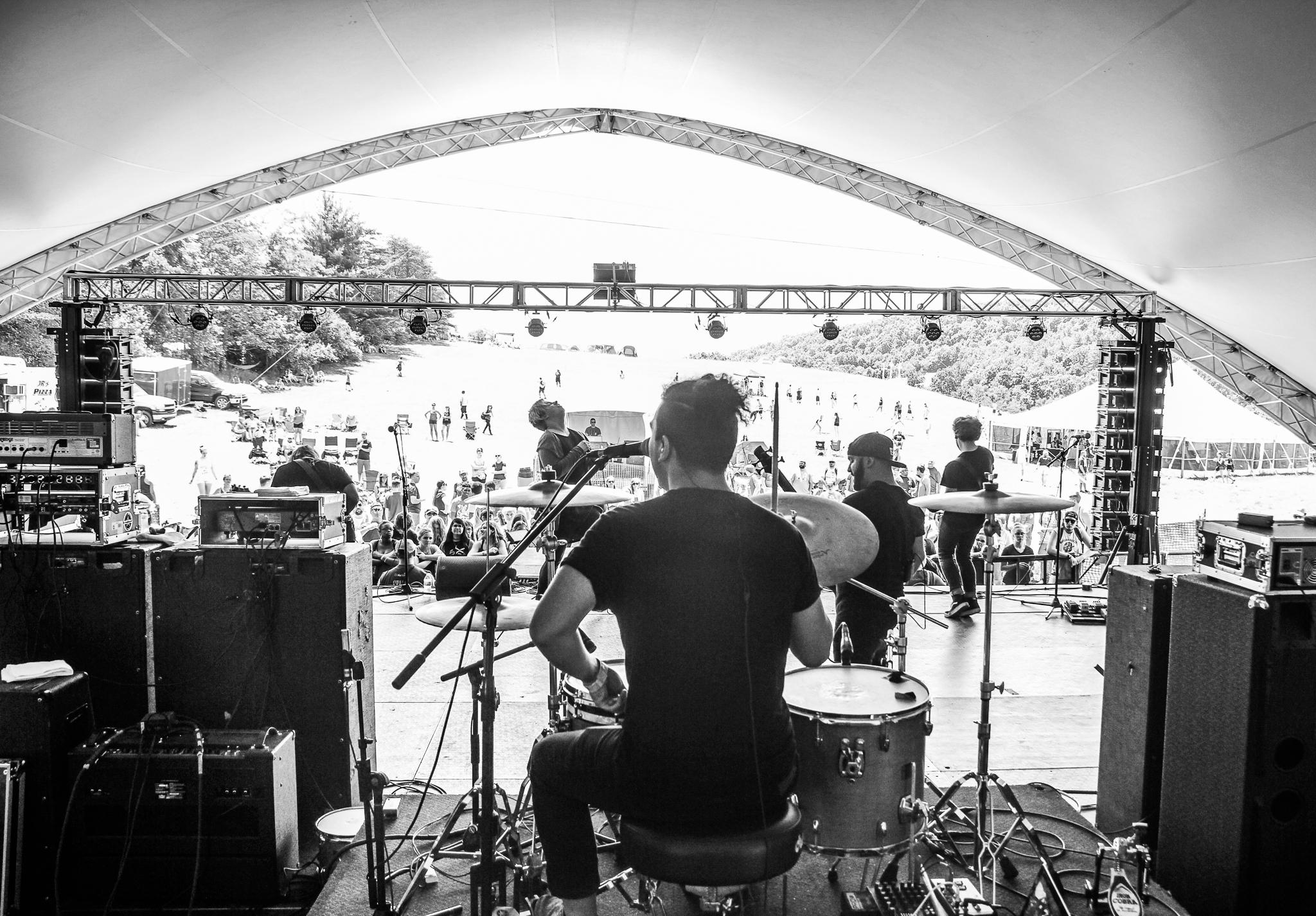Sink In - Creation Festival NE 2016