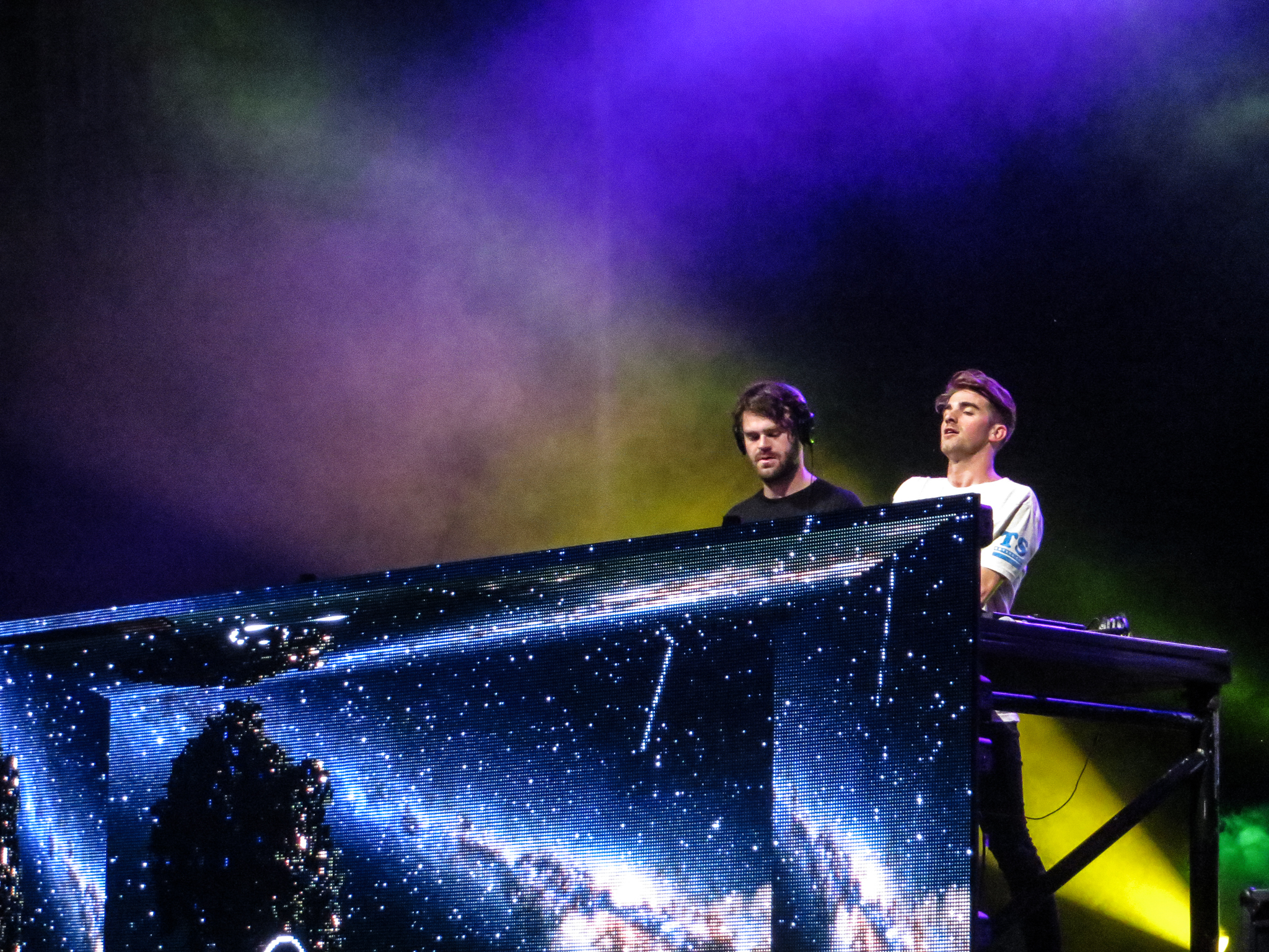 Chainsmokers - Thrival Festival 2016