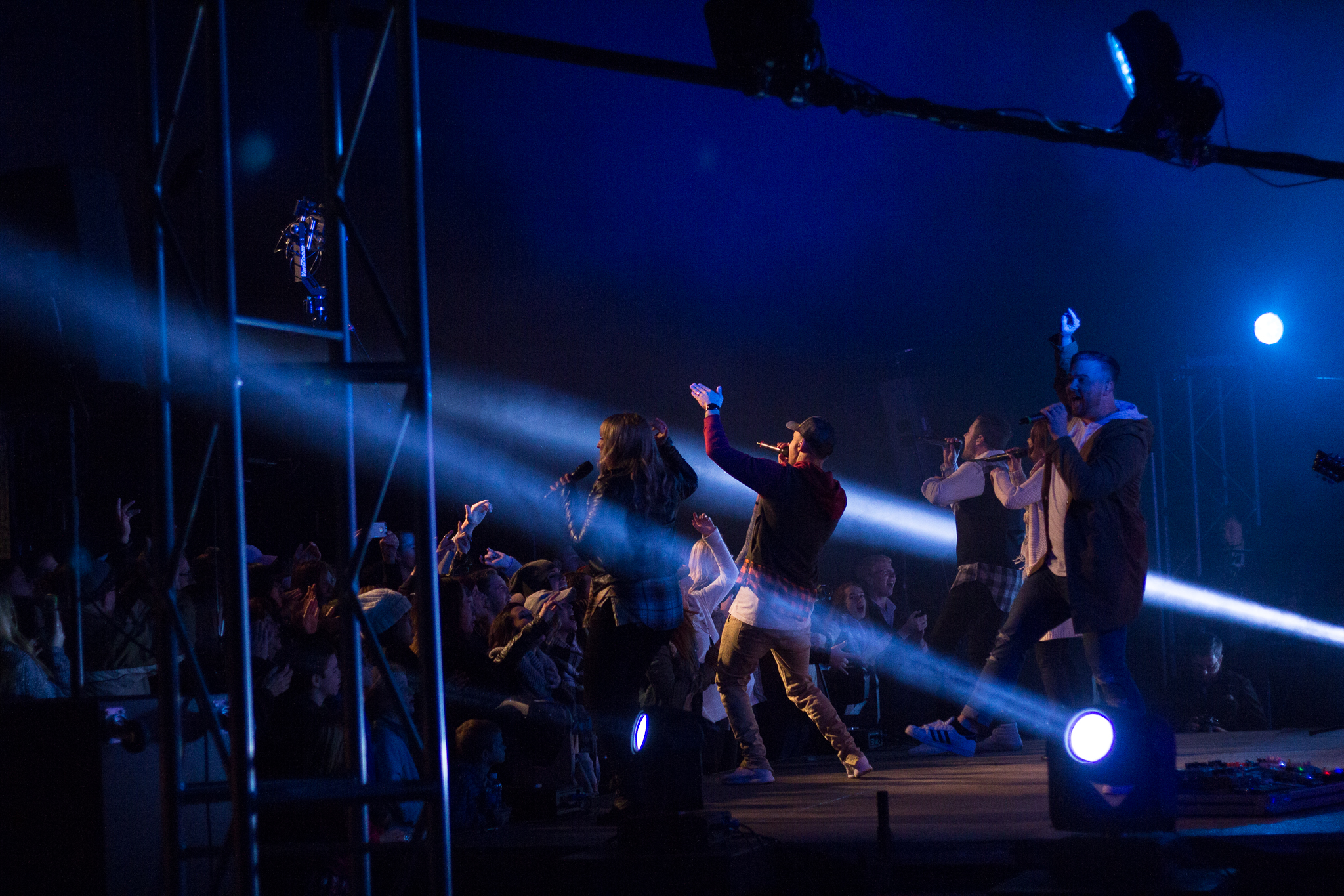 Amplify Church Live Album Recording 2016