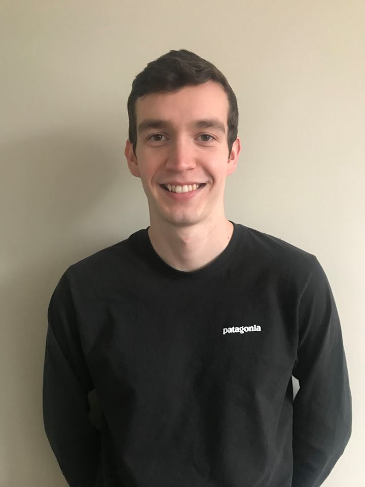 Andrew McBride : Completed a senior project with Drs. Chris Erb and Stuart Marcovitch and accepted an offer to attend UNC Charlotte's Organizational Science Ph.D. program in Fall, 2018.