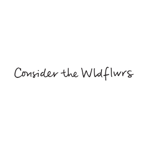 Consider the Wldflwrs