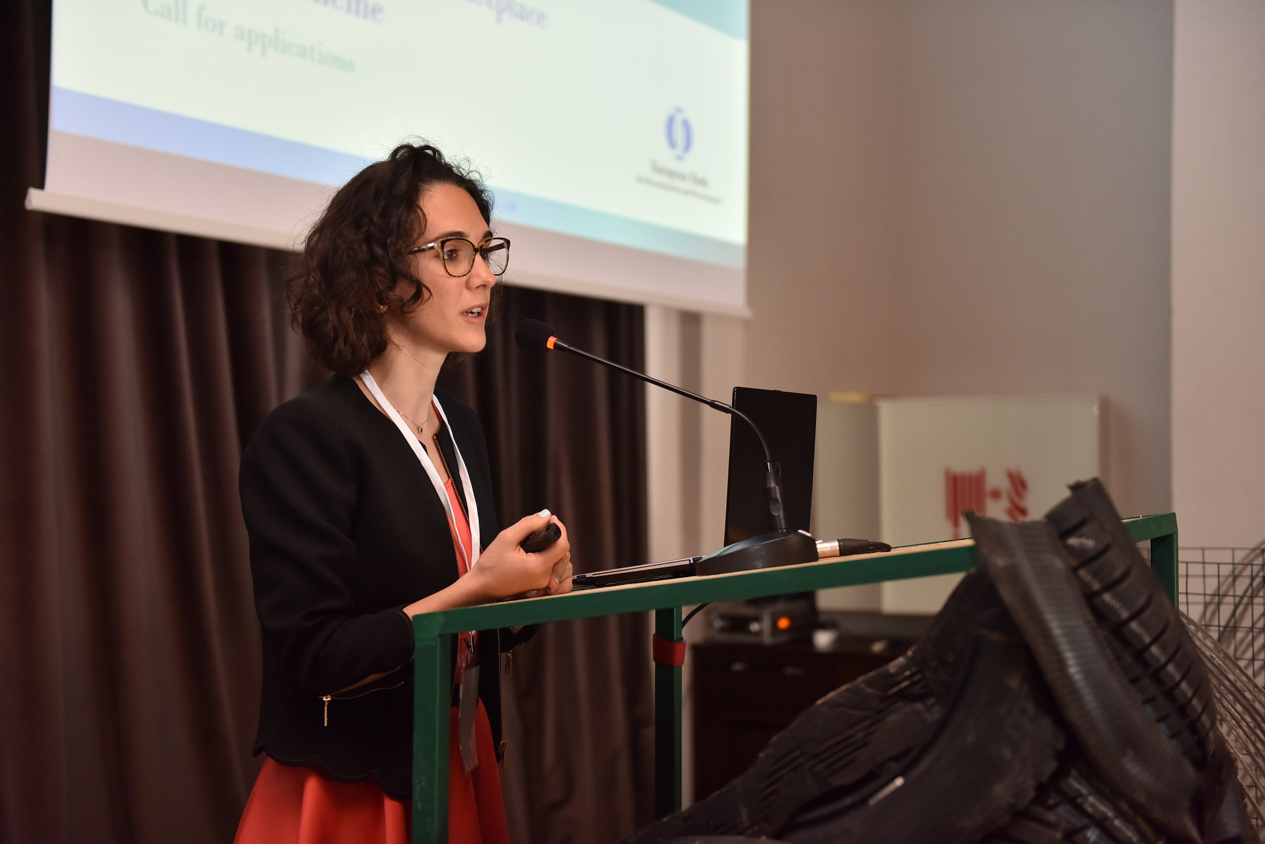 Astrid Motta - Principal of EBRD Energy Efficiency and Climate Change
