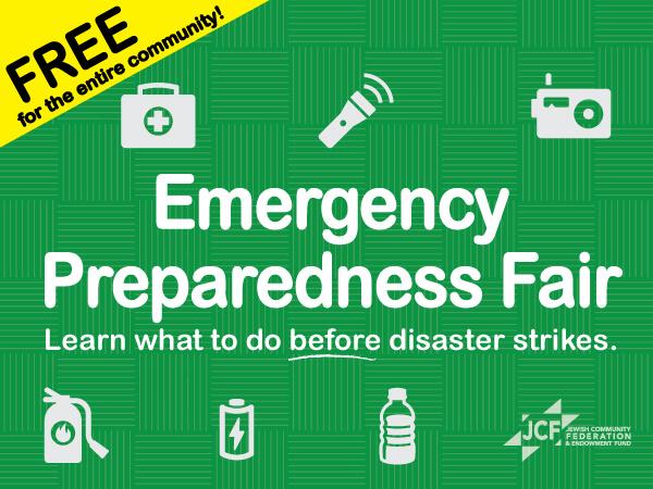 Emergency Preparedness Fair