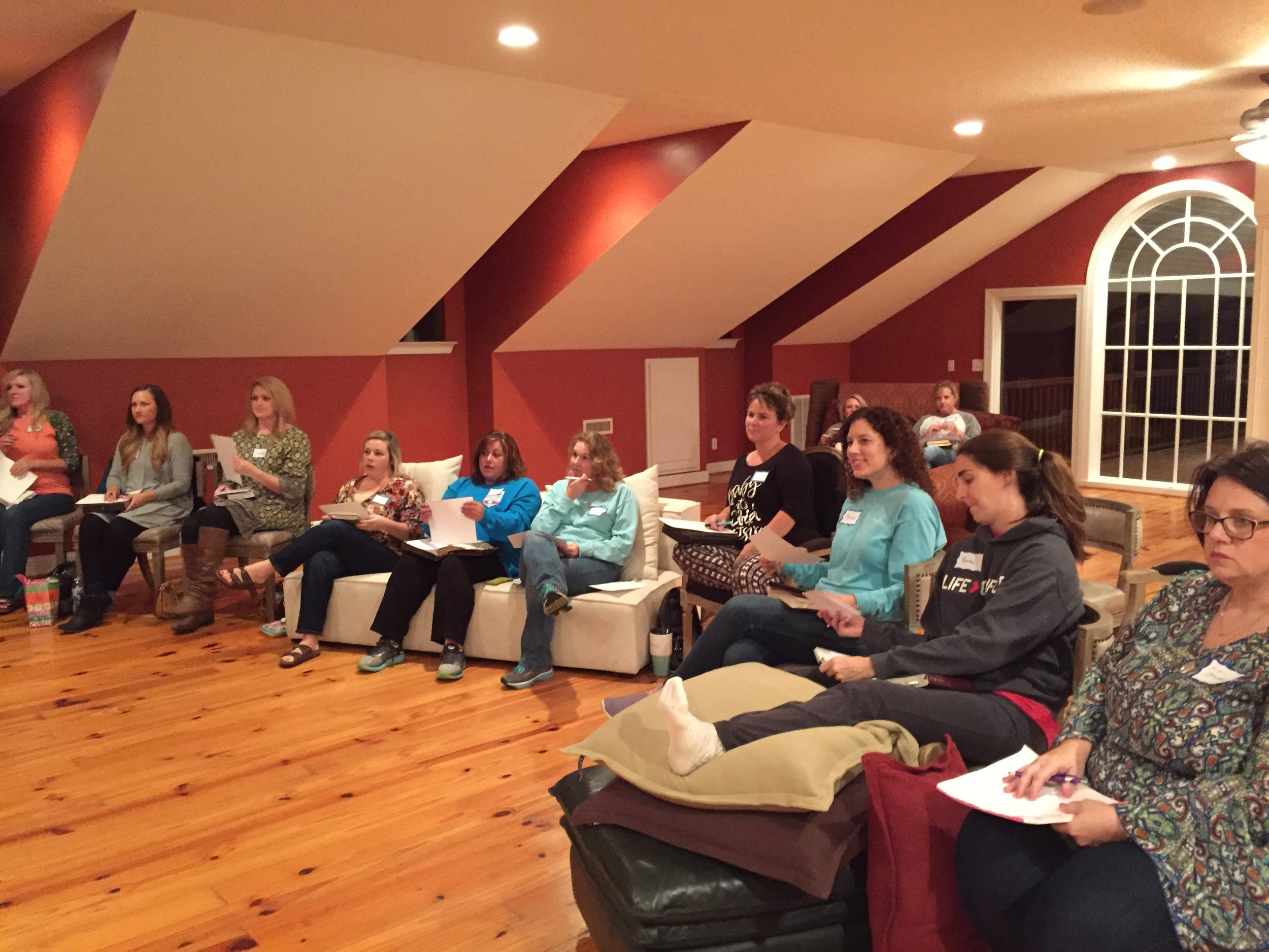 Women's Retreat - Ever need to just get away and