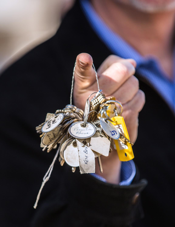 Lompoc Theatre Project Keys