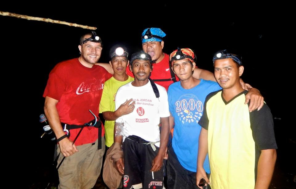 Out for a big night of herpin' with our Filipino field team (2014)