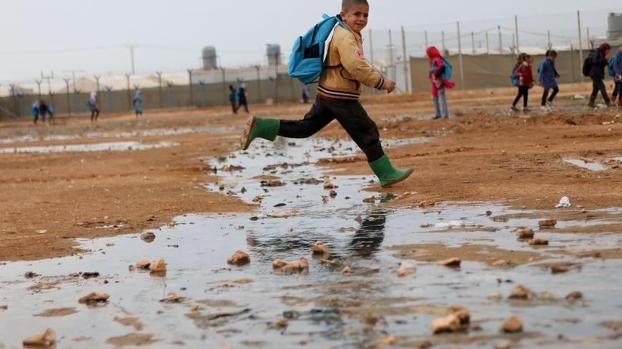 Manar Bilal a photographié les enfants du camp de Zaatari en Jordanie - ©Manar Bilal