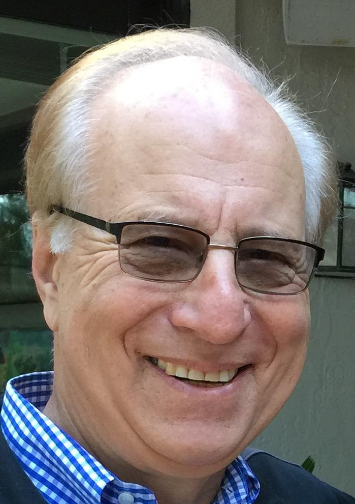 Ken Pickar  Visiting Professor, Mechanical & Medical Engineering  Caltech