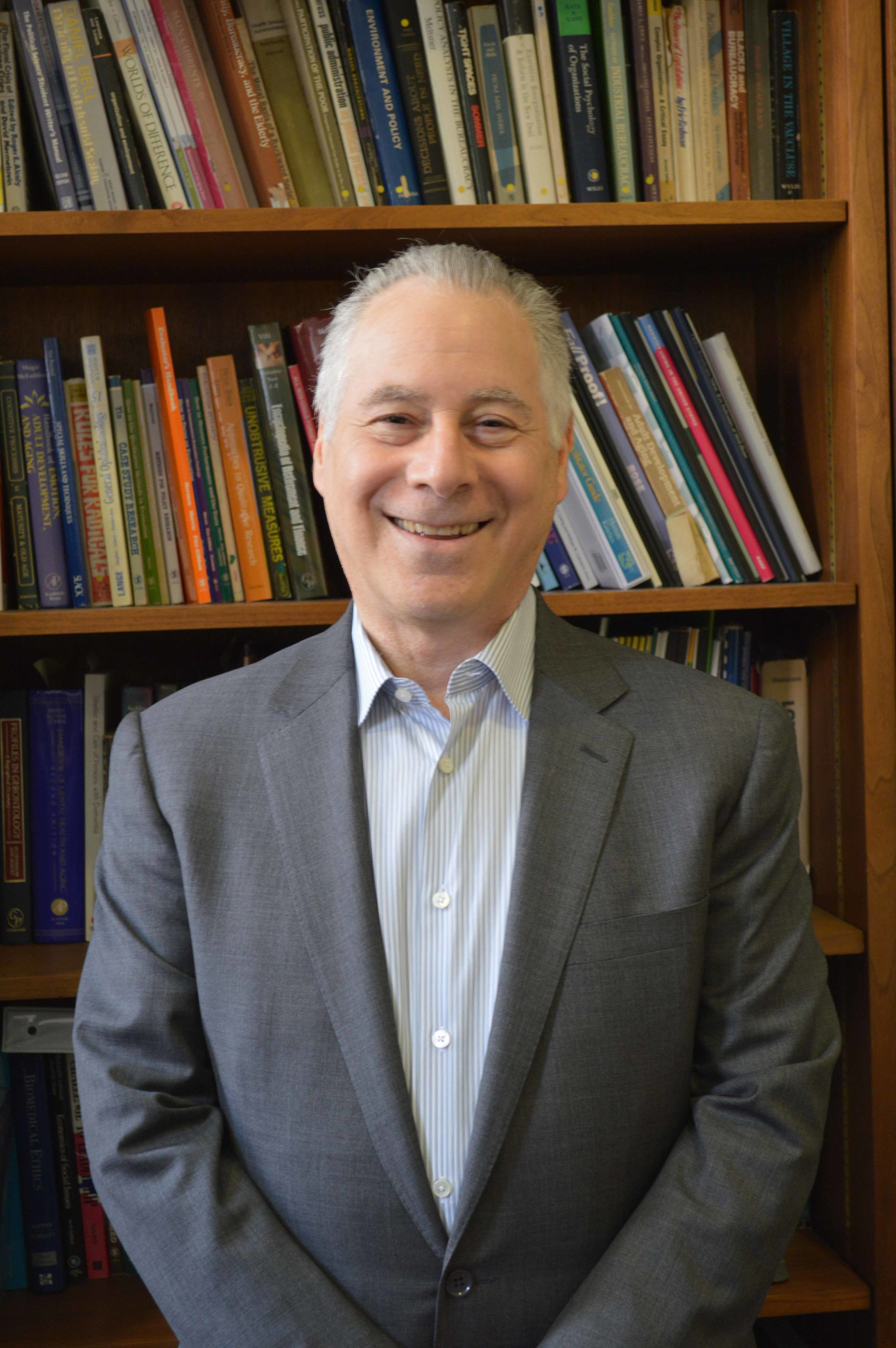 Elie Gindi  Instructor  USC Leonard Davis School of Gerontology