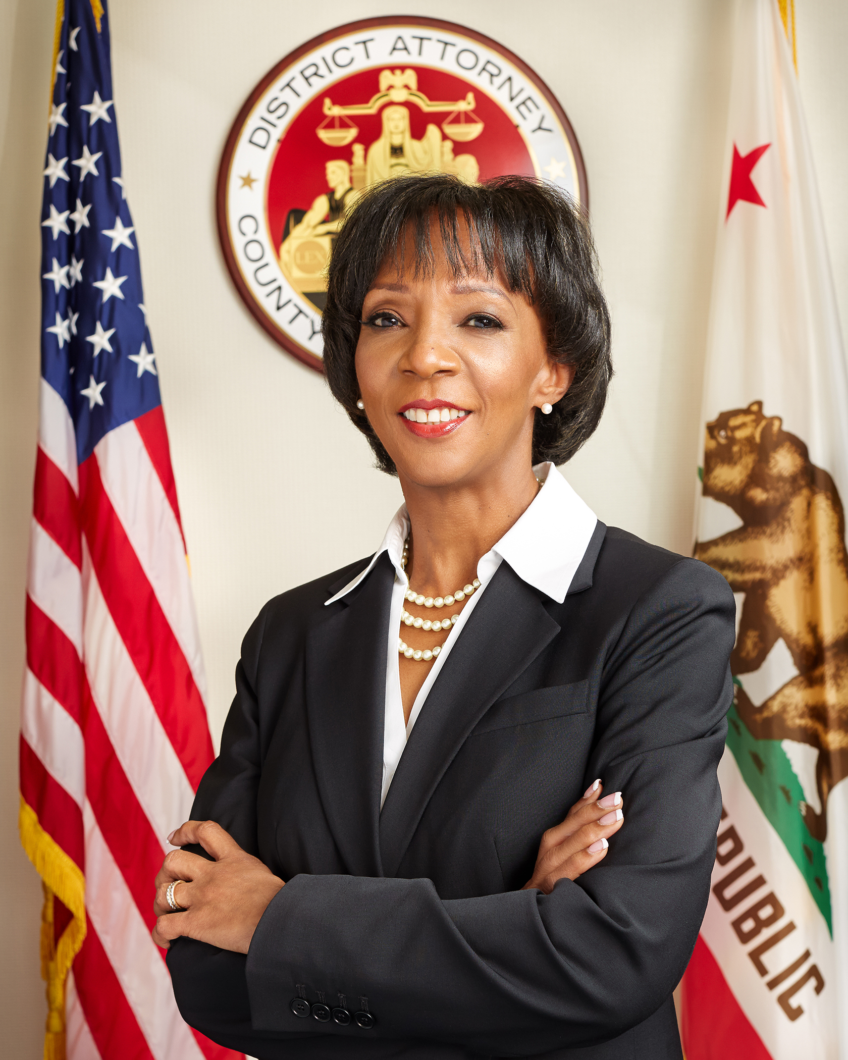 Jackie Lacey  District Attorney  Los Angeles County