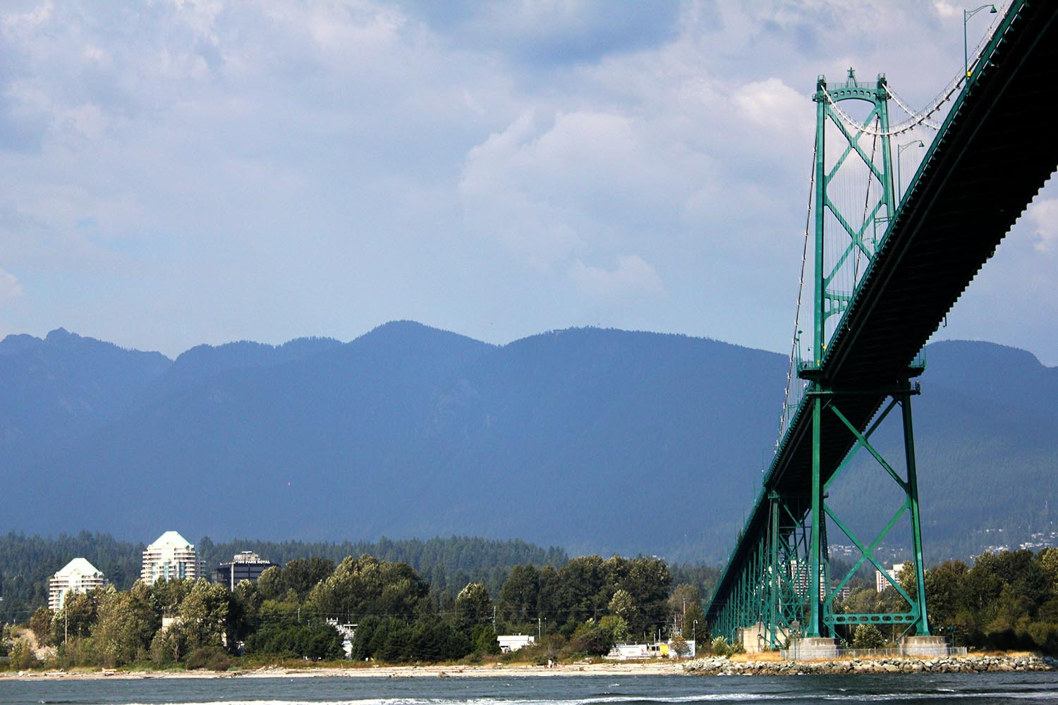 Stanley Park Bridge