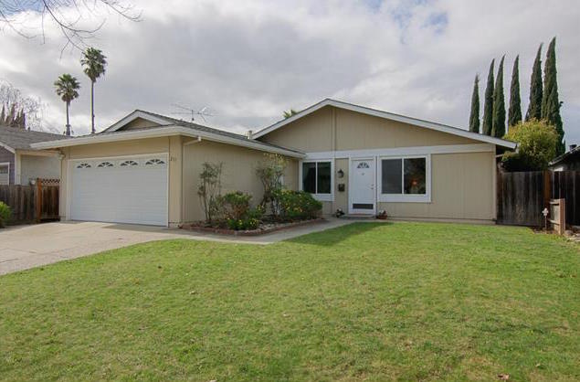 231 Arbor Valley Dr, San Jose | $705,000