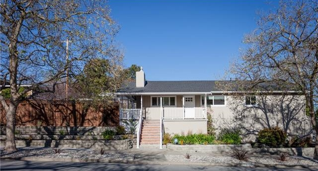 1127 Fernside St, Redwood City | $1,353,000