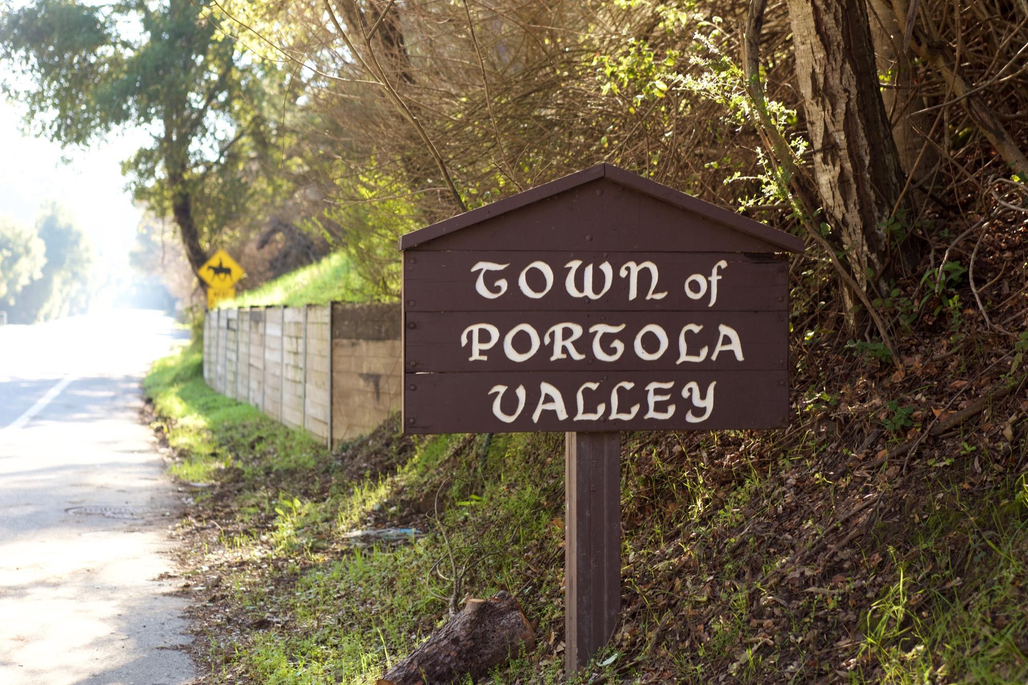 Portola Valley — Hadar Guibara