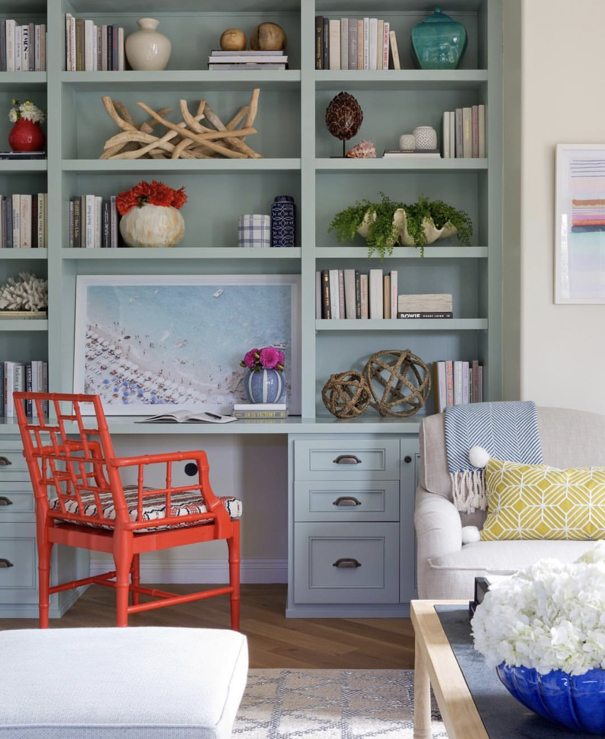 Kate Lester Interiors  Photographed by  Amy Bartlam