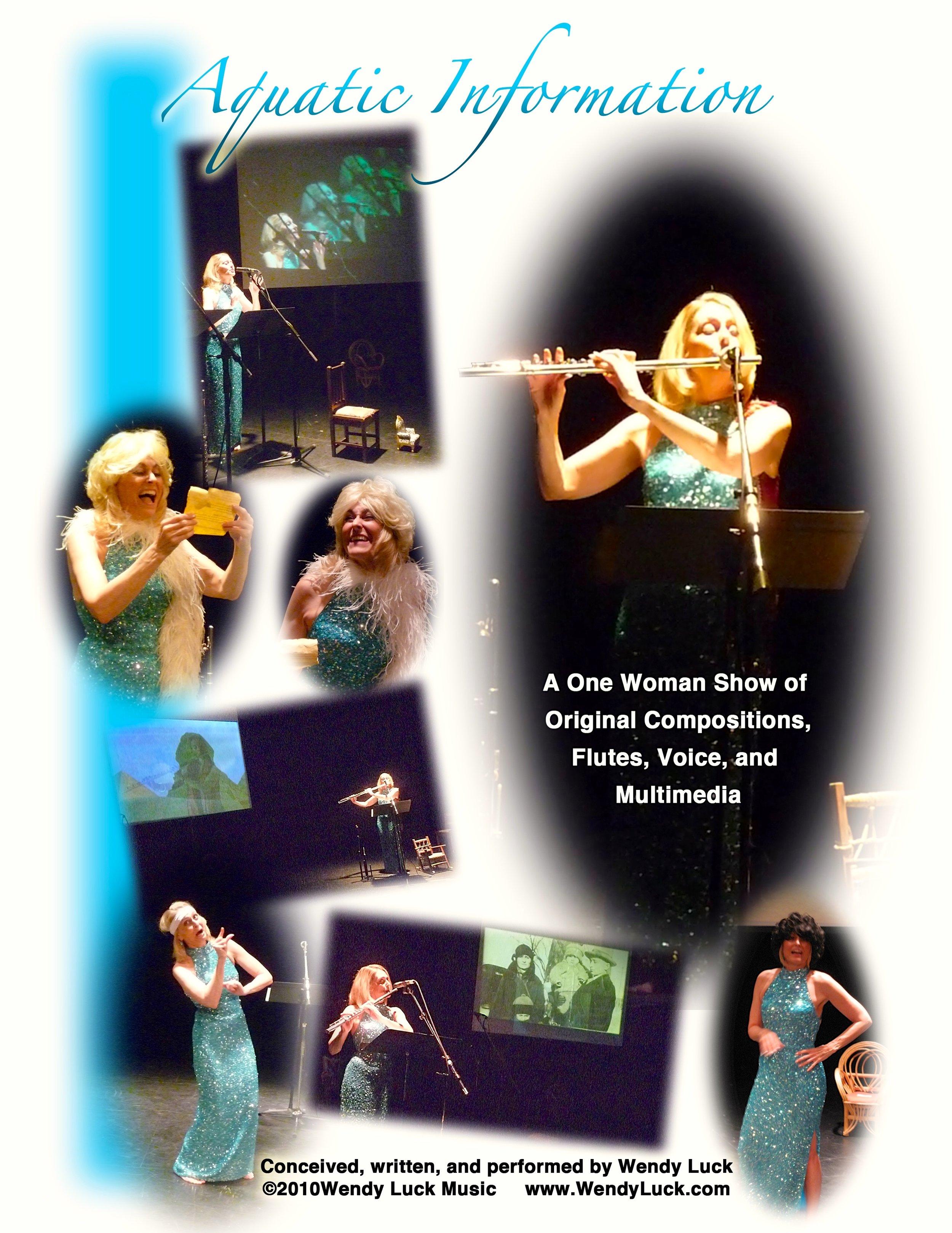 32-One Woman Show Aquatic Information Flyer.jpg
