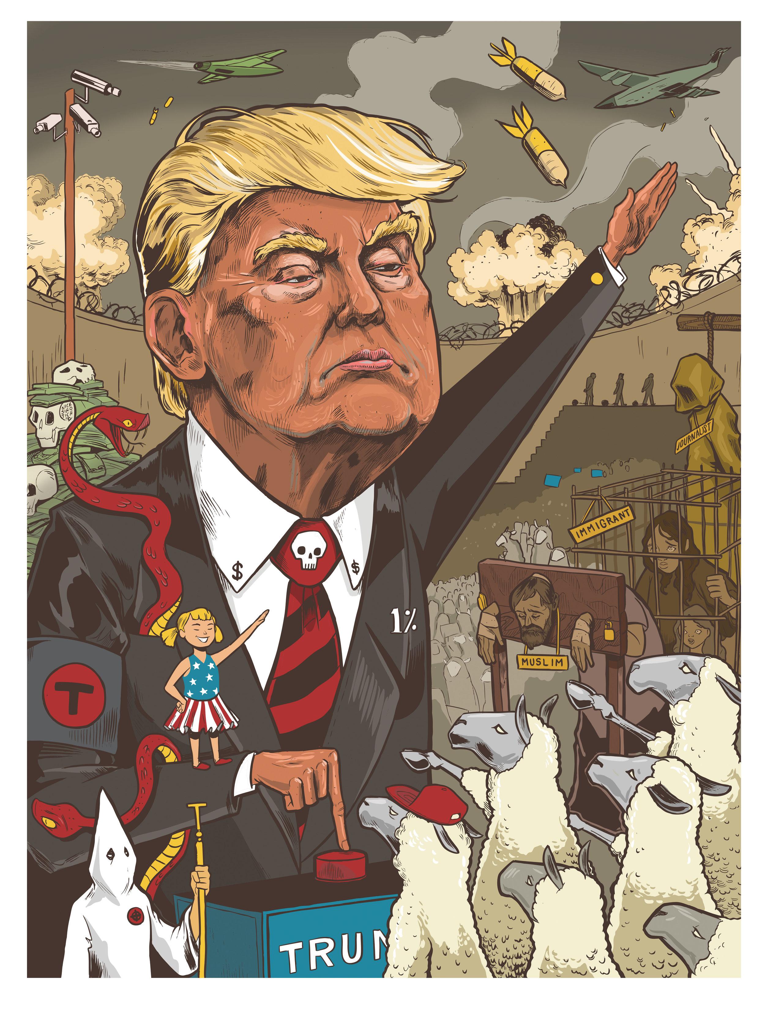 Make America Hate Again , 2016