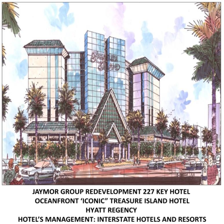 Treasure Island Hotel Bridge Loan — BrightLight