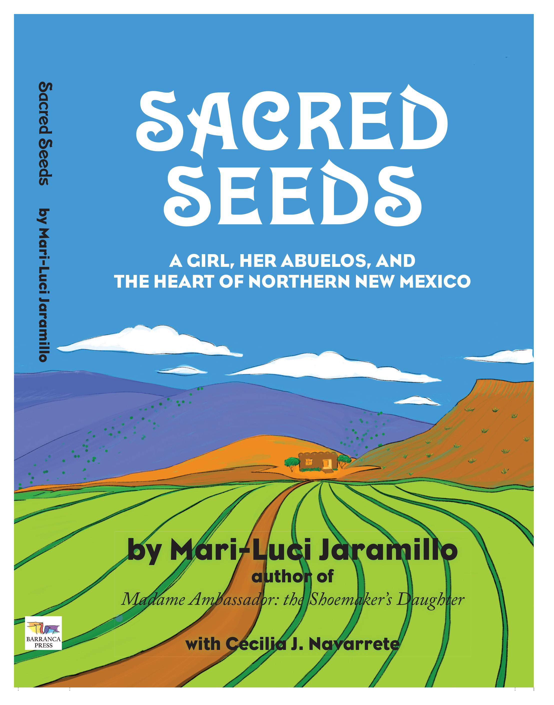 Cover Front n Spine_Sacred Seeds_Jaramillo.jpg