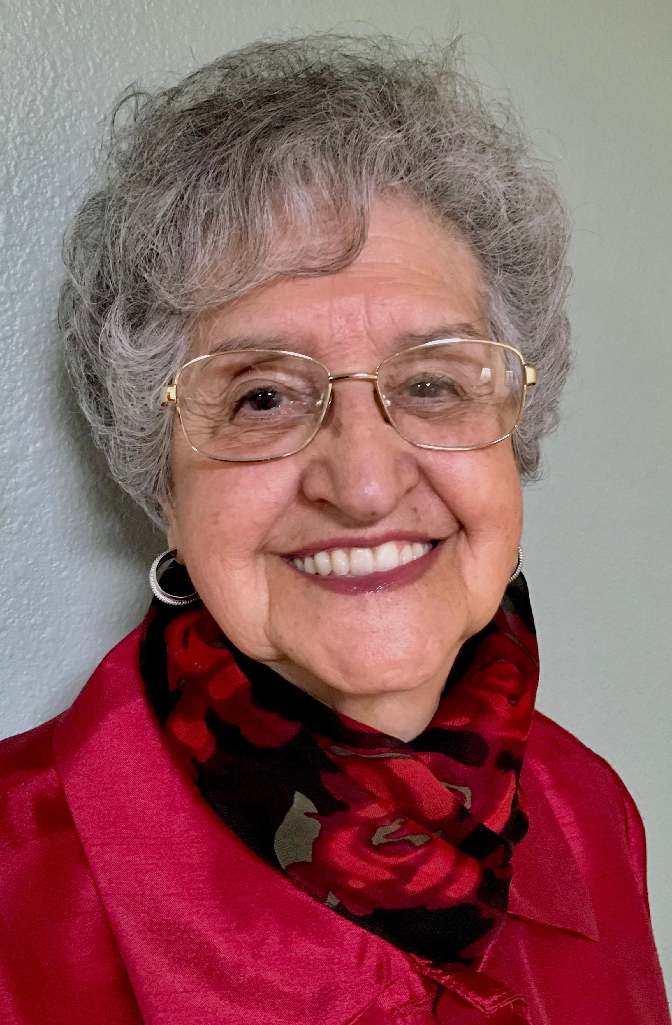 Mari-Luci Jaramillo in Albuquerque, New Mexico.
