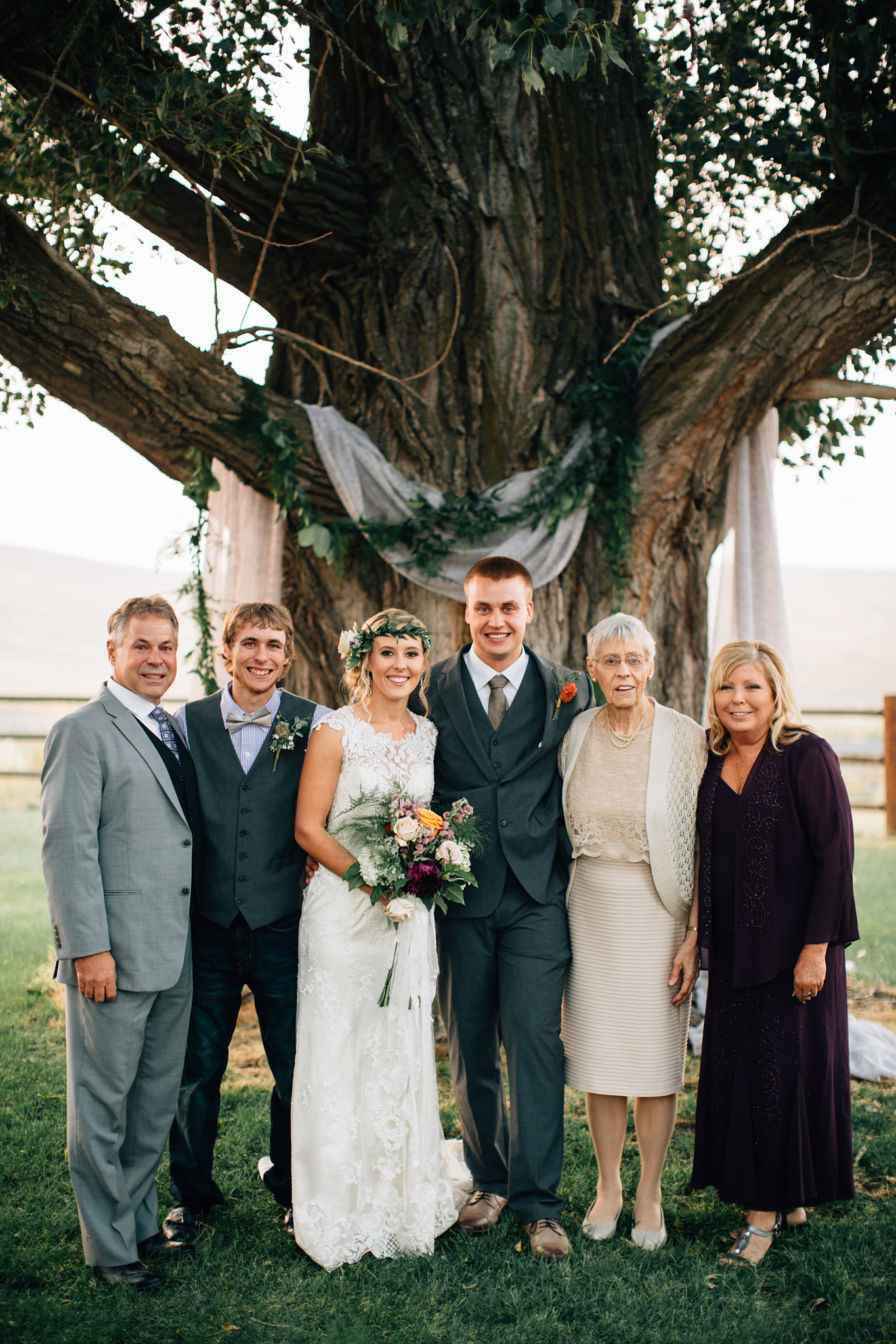 Image of my family by Bethany Small Photography