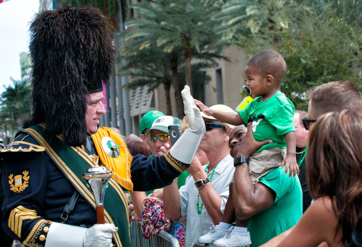 Fort Lauderdale St. Patrick's Day Parade