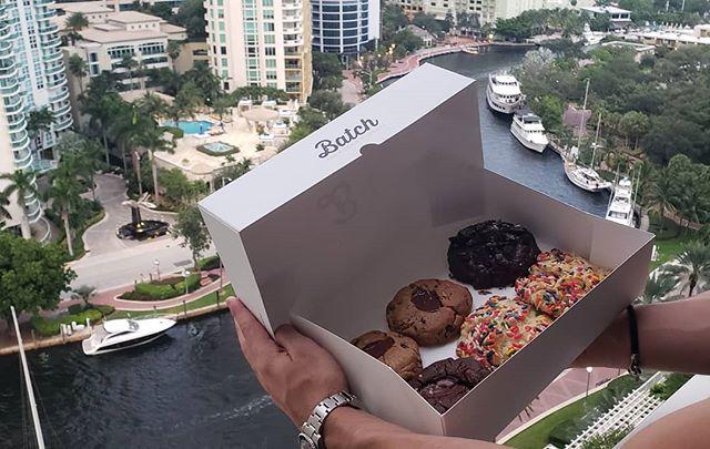 Cookies! 🍪🍪 Welcome @batchcookieco to the neighborhood!
