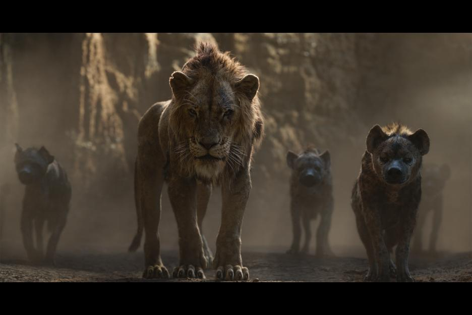 Disneys The Lion King Remake Is Their Latest Live Action