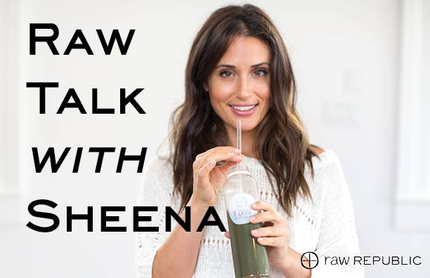 Raw Talk with Sheena
